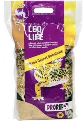Reptile ProRep Leo Life Substrate 10kg
