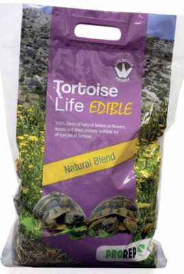 Reptile Pro Rep Tortoise Life Edible Substrate 10l