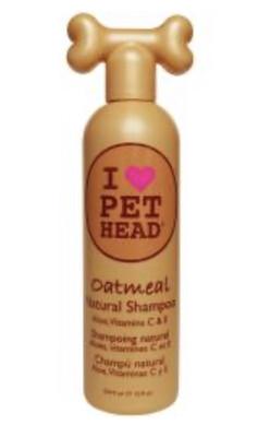 Pet Head Oatmeal Shampoo 355ml