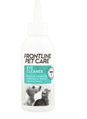 Frontline Eye Cleaning Solution 100ml