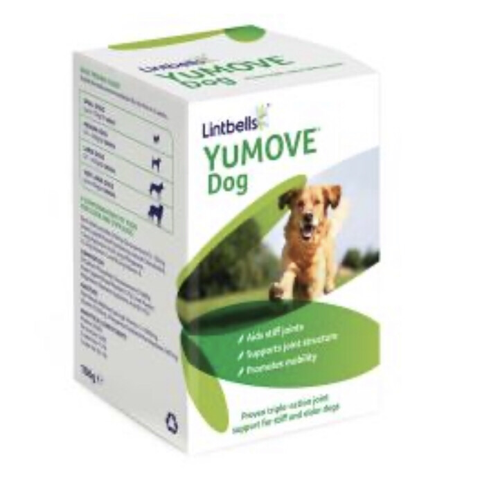Pharmacy Yumove Dog 120 Tablets