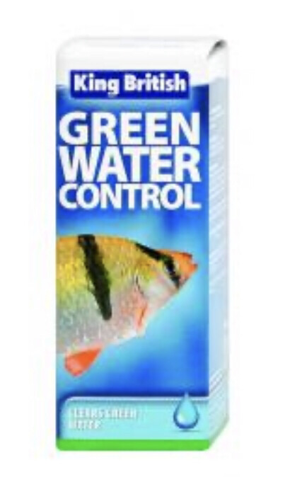King British Green Water Control 100 Ml