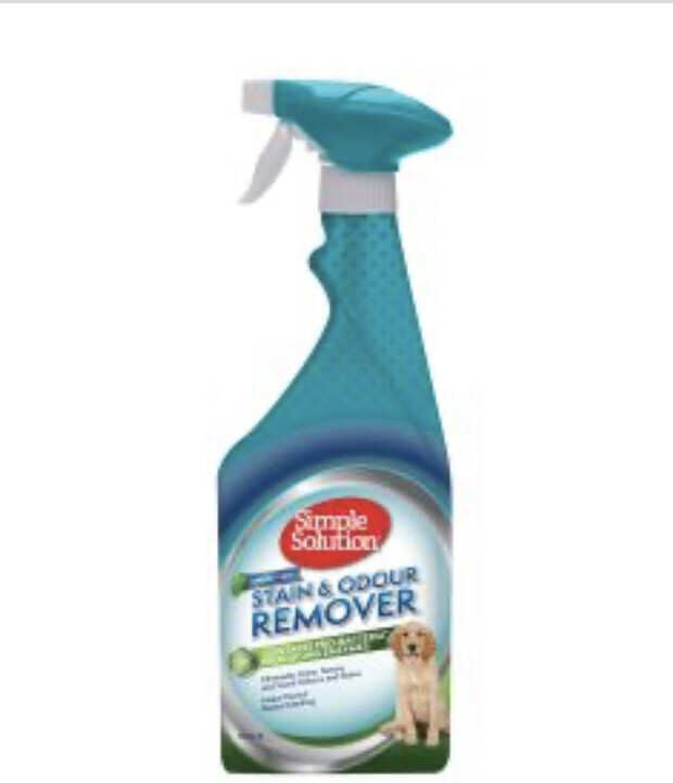 Cleaning Simple Solution Stain And Odour Removal Dog Forest Fresh 750ml RRP £8.99