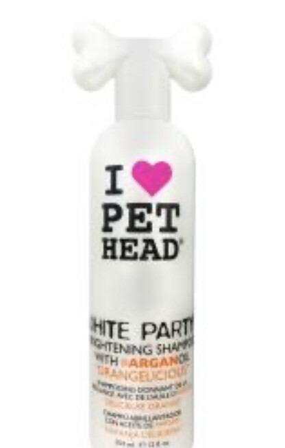 Pet Head White Party  Shampoo 354ml