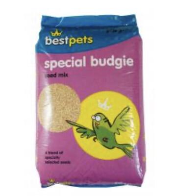 Bird Best Pets Special Budgie 20 Kg
