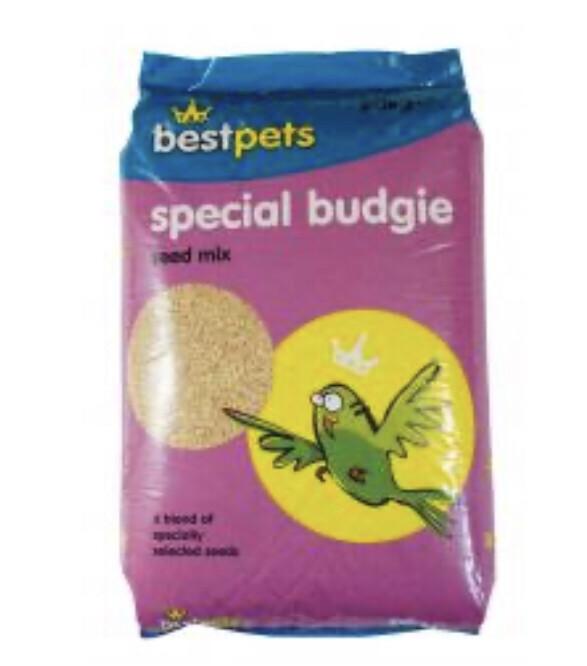 Best Pets Special Budgie 20 Kg