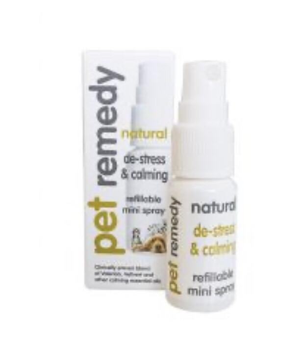 Vet Nurse Pet Remedy Calming Spray 15ml