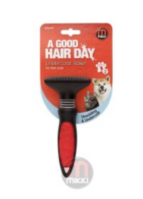 Mikki Undercoat Rake Dog Grooming Tool