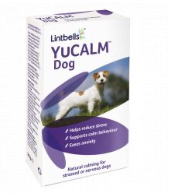 Pharmacy Yucalm Dog 60 Tablets