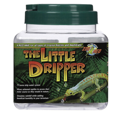 Reptile Zoo Med Little Dripper Water System