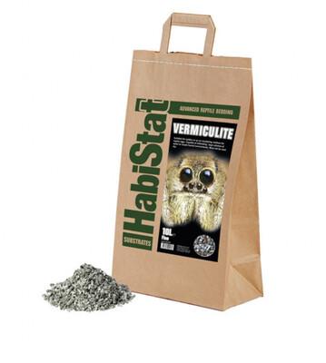 Reptile Habistat Vermiculite Fine 10l