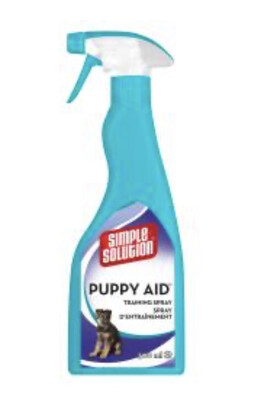 Training Simple Solution Puppy Aid Spray  750ml RRP £6.99