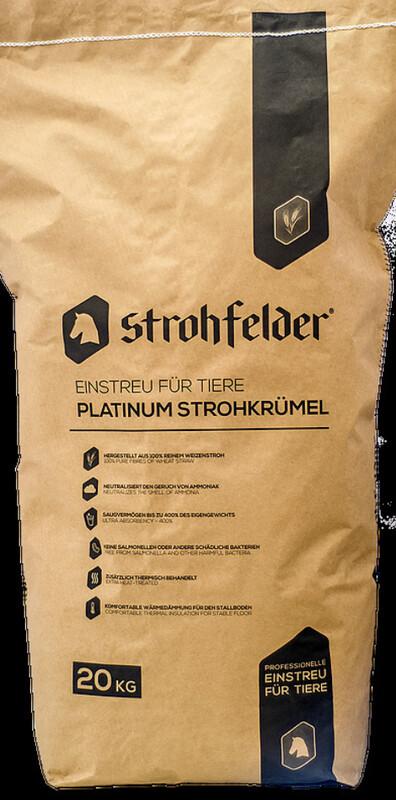 Reptile Small Animal Strohfelder Litter/Bedding 10kg