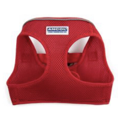 Ancol Comfy Step In Harness Red Large 48 - 56cm