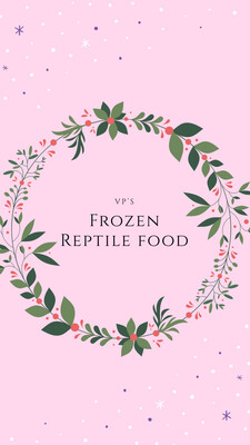 Frozen Rat Fuzzies NOT AVAILABLE FOR COURIER DELIVERY In Store Only
