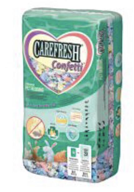 SA Carefresh Confetti Small Animal Bedding 10l