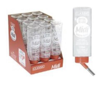 Classic Plastic Medium MIDI Water Bottle 320ml
