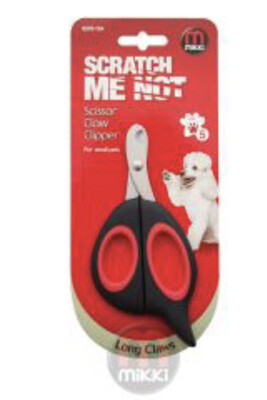 Grooming Mikki Deluxe Rabbit/Guinea Pig/Small Furry/Bird Nail Clippers