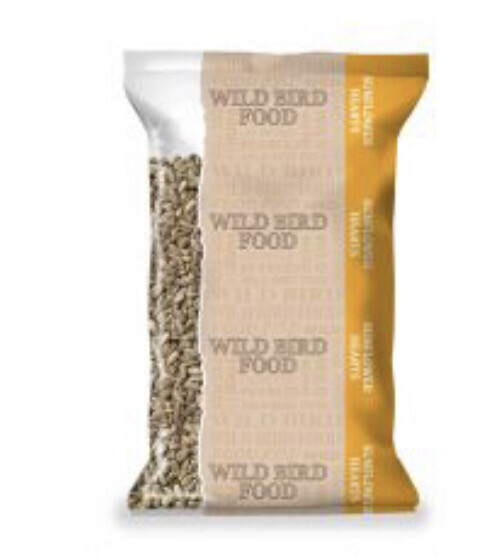 Bird Sunflower Hearts Seeds 400g
