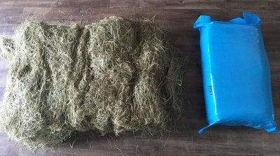 ⚫️ VP Meadow Mix Hay Extra Large (Half Bale)
