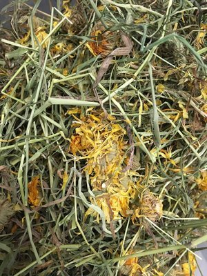 🟡 VP Timothy Hay With Calendula (Meadow Banquet) 600g
