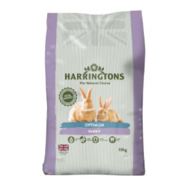 Harrington's Optimum Rabbit Food 10kg