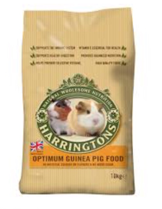 Harrington's Optimum Guinea Pig 2kg