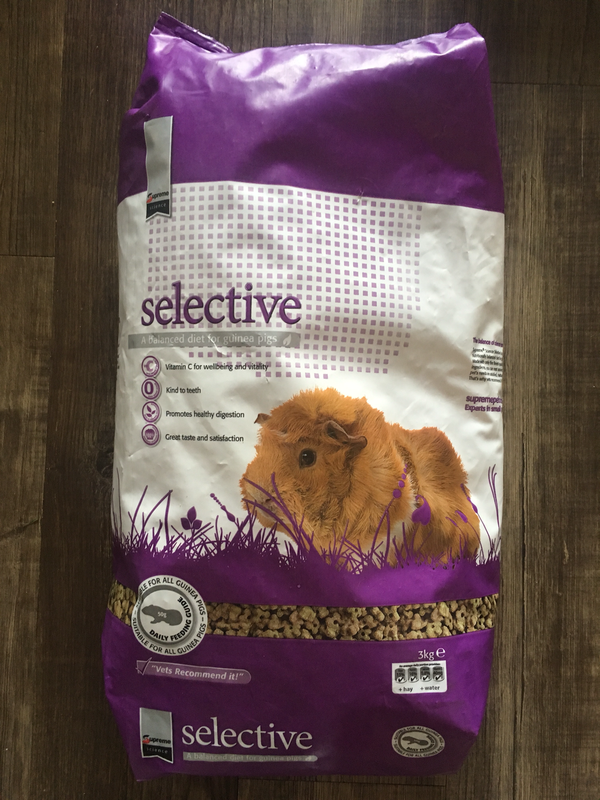 Science Selective Guinea Pig 3kg