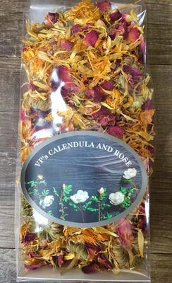 Banquet Calendula and Rose