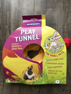 Ancol Extra Large Play Tunnel RRP £13.79