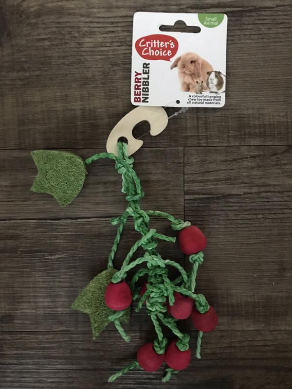 SA Berry Nibbler Toy