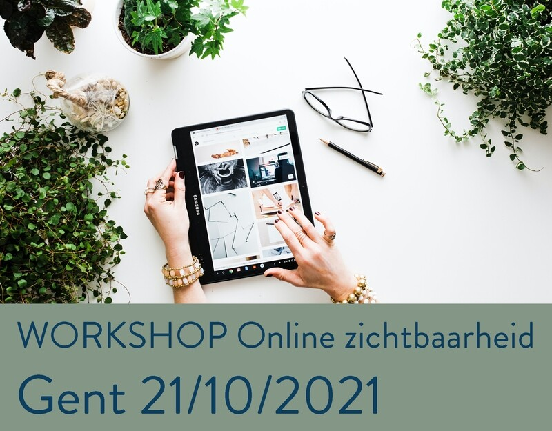 Online zichtbaarheid voor Hotels en B&B's - Gentbrugge 21/10/2021