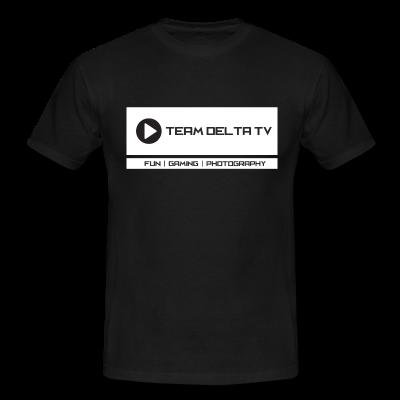 Team Delta TV T-Shirt [Schwarz]