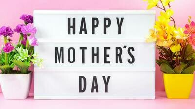 MOTHER'S DAY SALE 20% OFF 6 60-Minute Personal Training Sessions