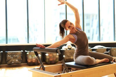 Pilates Four 30-Minute Shape-Up Sessions