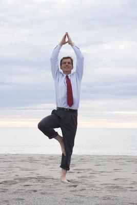 Men's Yoga/Movement Class Package of Ten