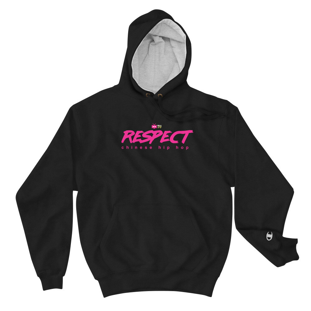 RESPECT HOODIE by: Champion