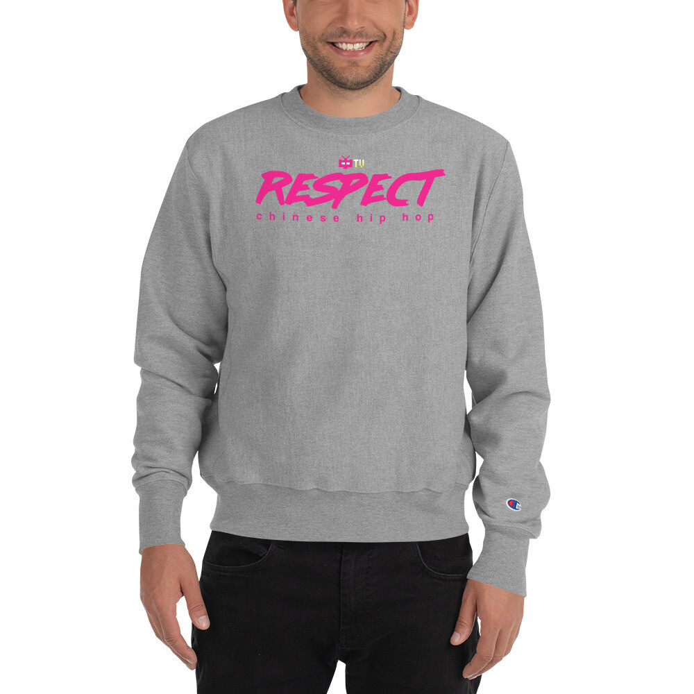 RESPECT SWEAT by: Champion