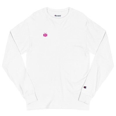 【 OUTTA BOX LOGO】 Long Sleeve T by Champion
