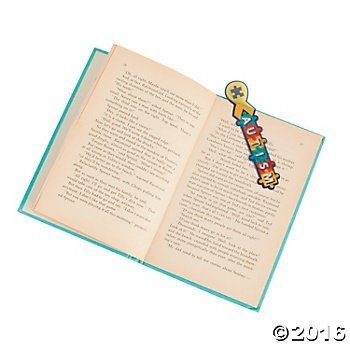 Autism Awareness Book Mark