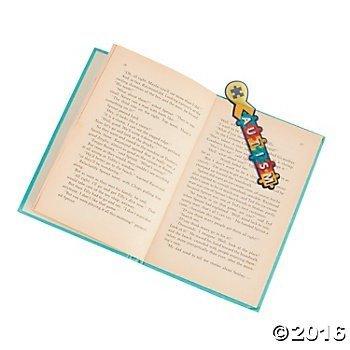 Autism Awareness Book Mark