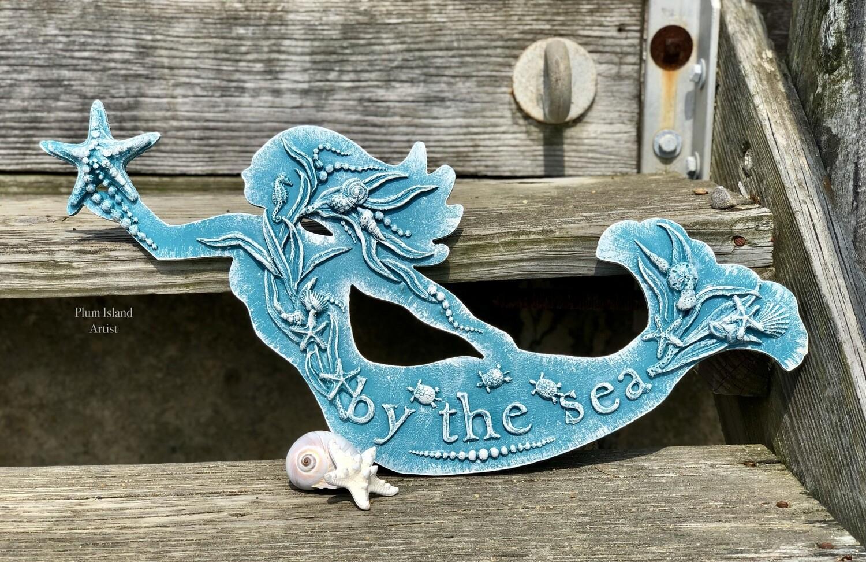 By the Sea Mermaid