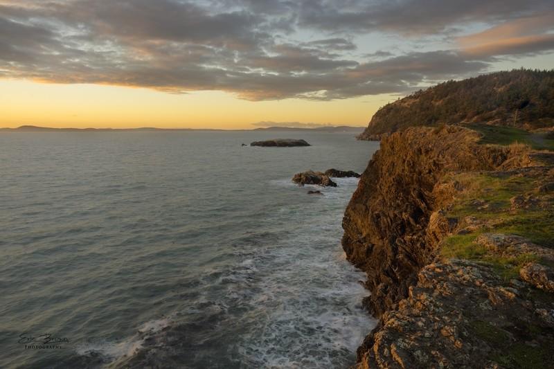 Cliffs of Rosario Beach, Deception Pass State Park