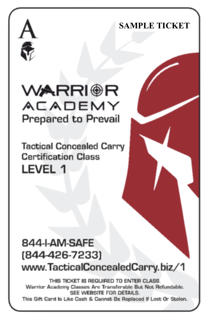 PLATINUM WARRIOR ACADEMY GIFT CARD SET (Comes With Custom Gift Box)