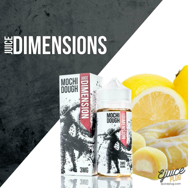 Juice Dimension - Mochi Dough موشي دوه من جوس ديمنشن