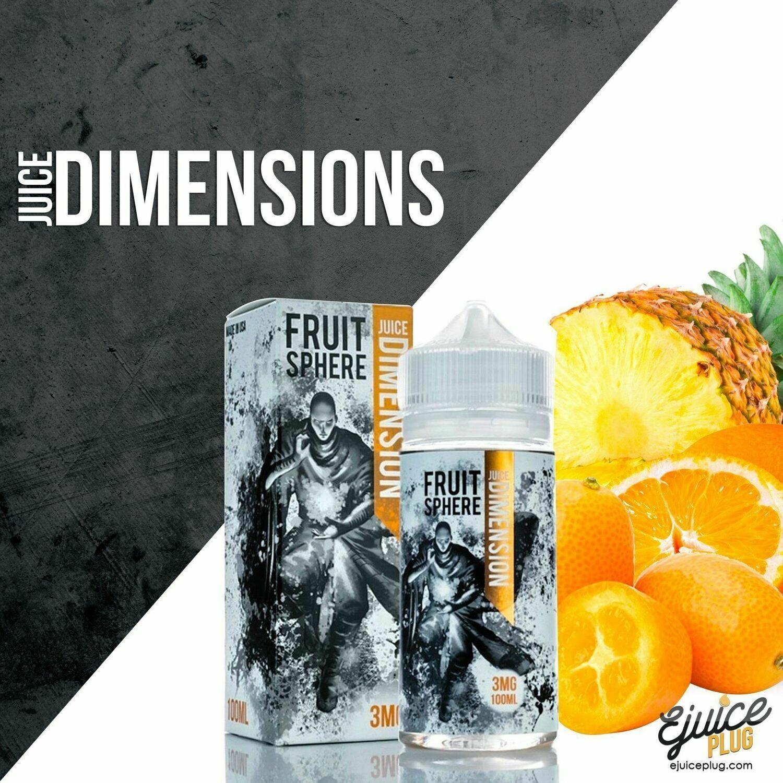 Juice Dimension - Fruit Sphere   فروت سفير من جوس ديمنشن