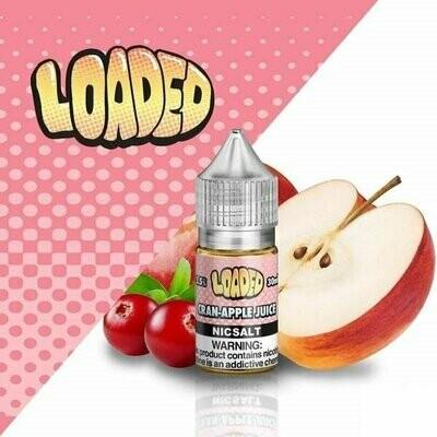 Loaded Cran-Apple Salt Nicotine لوديد تفاح وكرز نيكوتين ملحي
