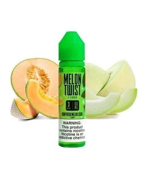 Melon Twist - Honeydew Melon Chew ميلون تويست علكة بطيخ وشمام