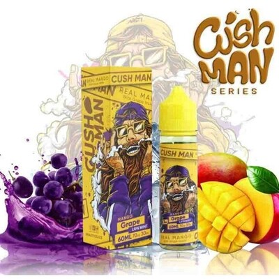 Nasty Juice Cushman Mango Grape ناستي مانجو وعنب