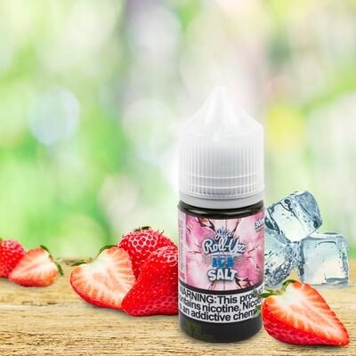 Roll Upz Strawberry Ice Salt Nicotine رول ابز فراولة باردة نيكوتين ملحي